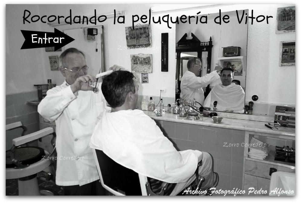 La peluquería de Vitor