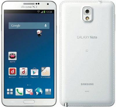 Root Samsung Galaxy Note 3 SC-01F