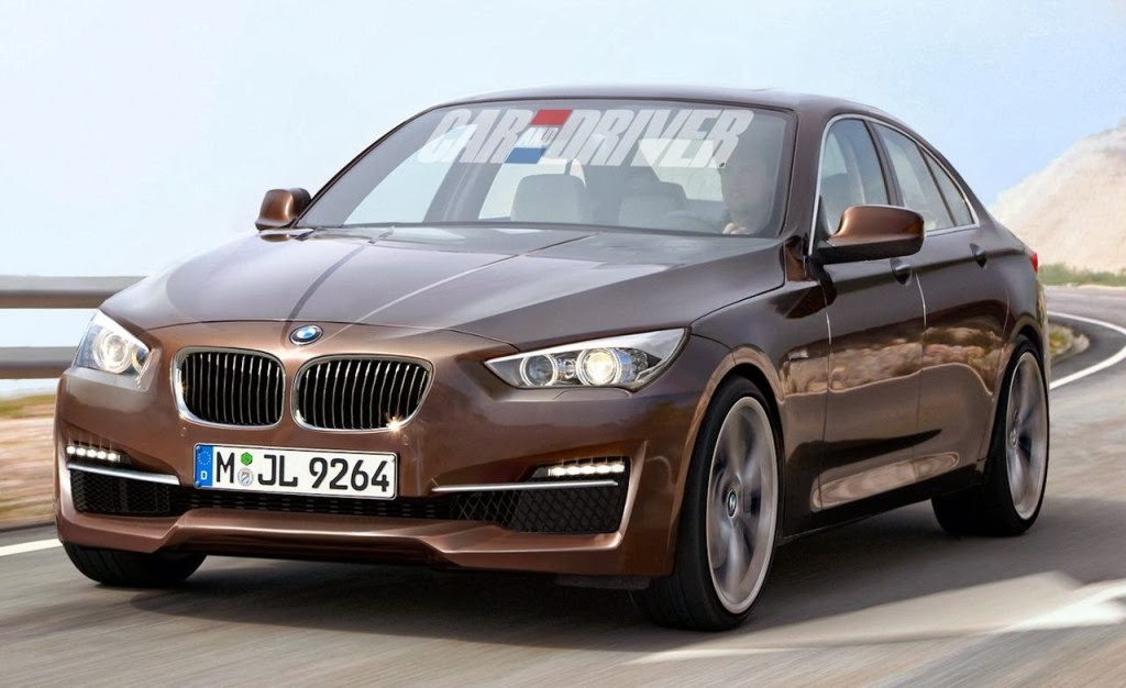 BMW 3 Series Wallpapers 2014