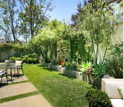 fotos de jardin jardines de casas en argentina