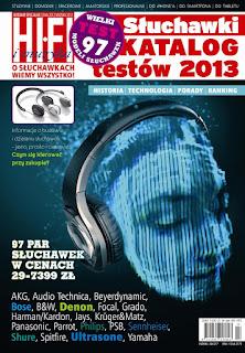 Katalog słuchawek 2013
