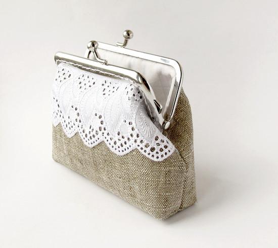 свадебный кошелек, weding purse