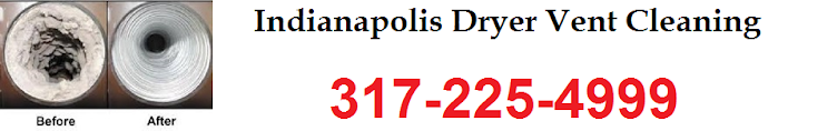 Indianapolis Dryer Vent Cleaning 317-225-4999