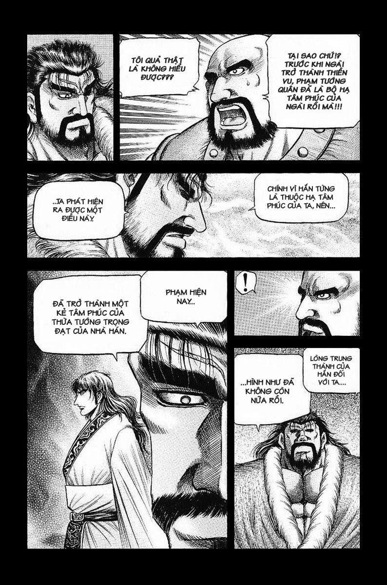Chú Bé Rồng - Ryuuroden chap 130 - Trang 20