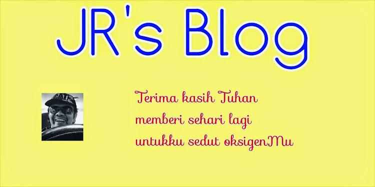JR's Blog