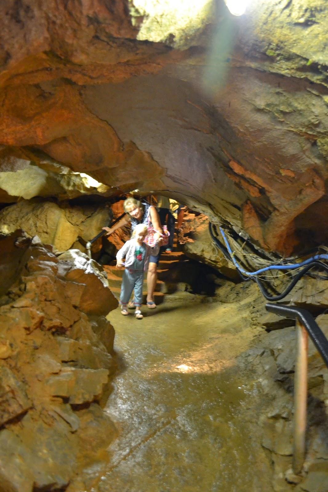 Tuckaleechee Caverns