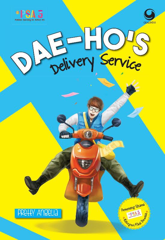 Novel Kedua Dae-Ho's Delivery Service