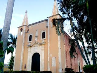 Parroquia Santa Ana Merida Yucatan