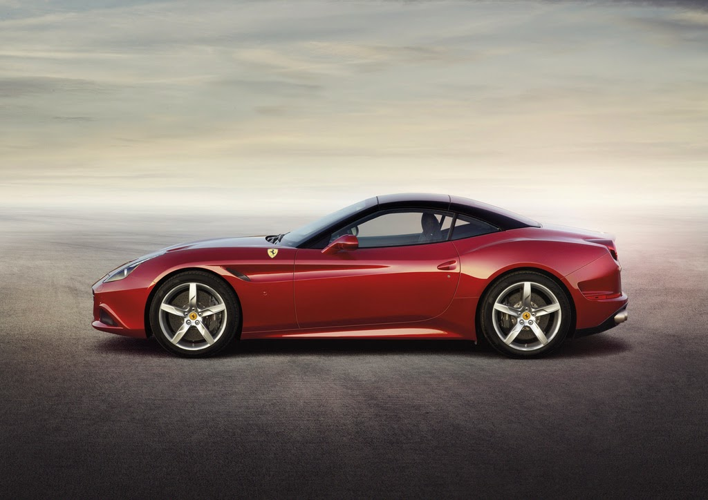 2014 Ferrari California T  hard top