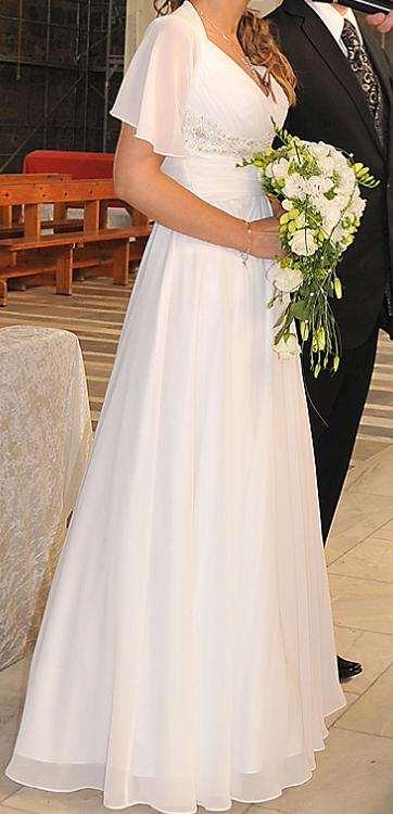 Suknie ślubne Vestido Suknia ślubna Dla Szczuplutkiej Greckiej