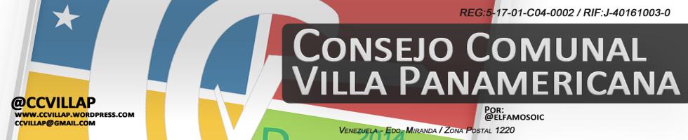 Consejo Comunal Villa Panamericana