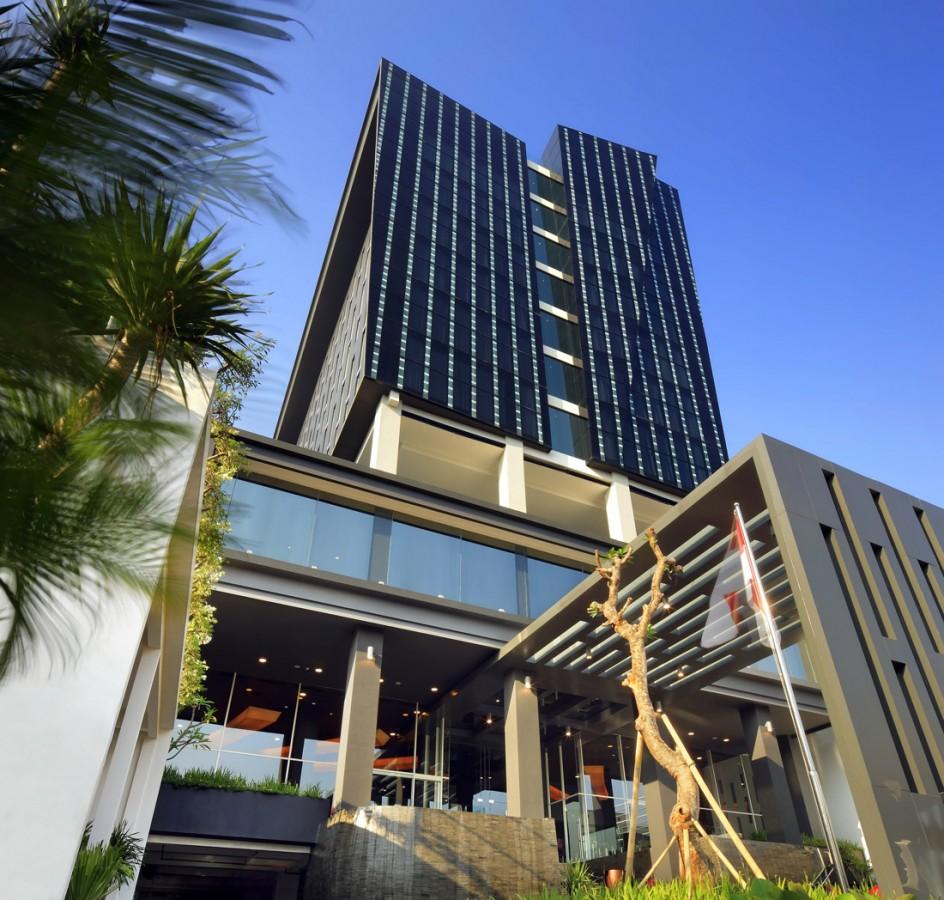 Hotel boutique akmani tws partners arquigrafia for Arquitectura de hoteles