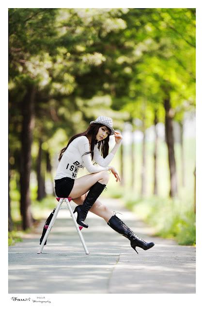 7 Kang Yui - The Band Is With Me-very cute asian girl-girlcute4u.blogspot.com