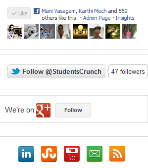 TechCrunch,widget,blogger,image,studentscrunch