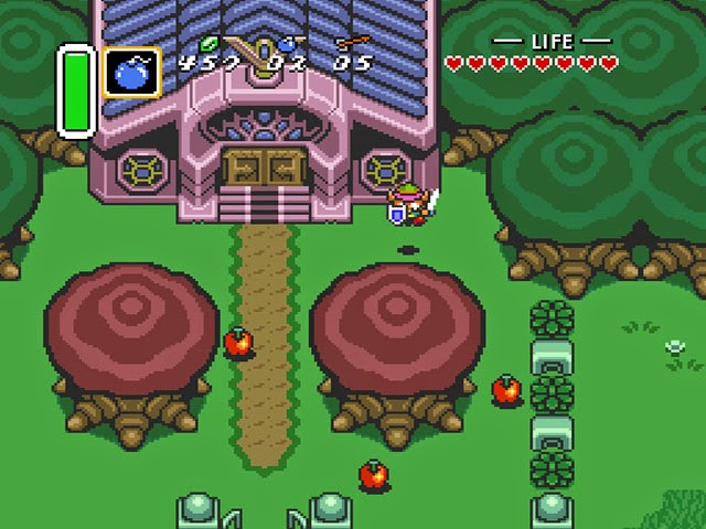 The Legend of Zelda: A Link to the Past download free