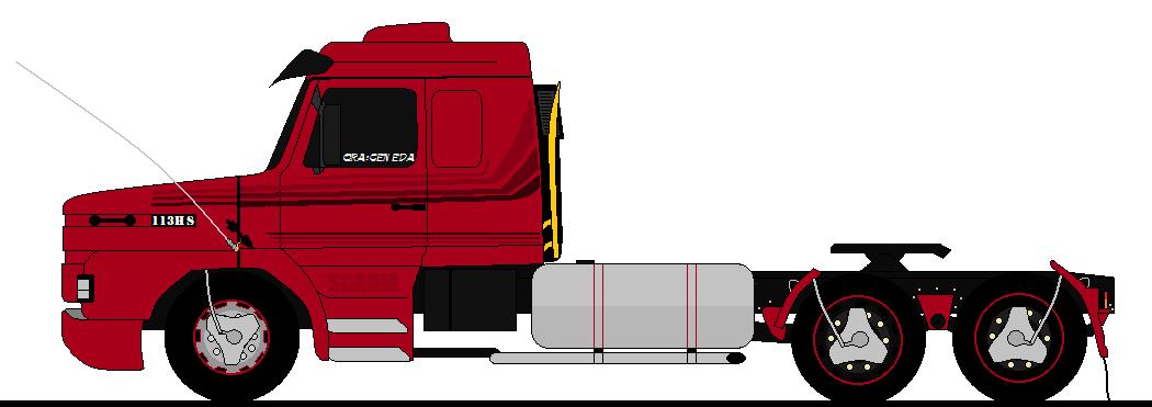desenhos tops de caminhão