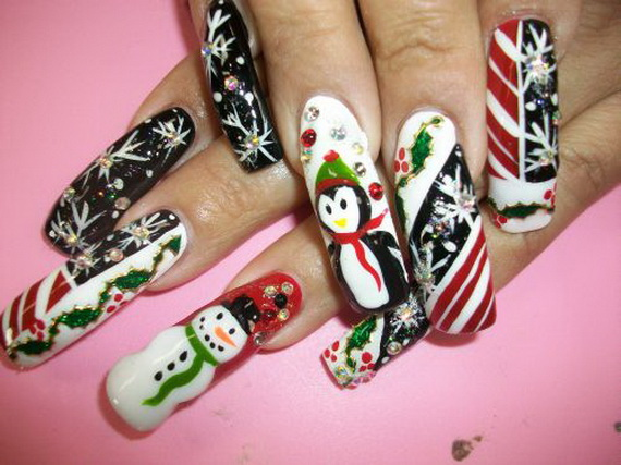 The Astonishing Amazing nail art design gallery Pics
