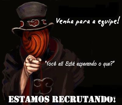 Recrutamento!!!