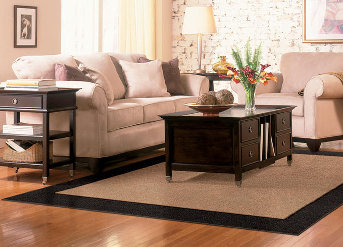 Interior design tips and decorating ideas home designs - Living room area rugs ...