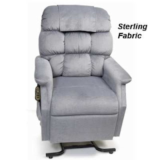 Silver Grey Cambridge Lift Recliner
