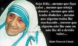 Blog Do Ilivaldo Duarte Frases De Madre Teresa De Calcutá