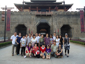 Group Photo of Shanghai Tour ^^
