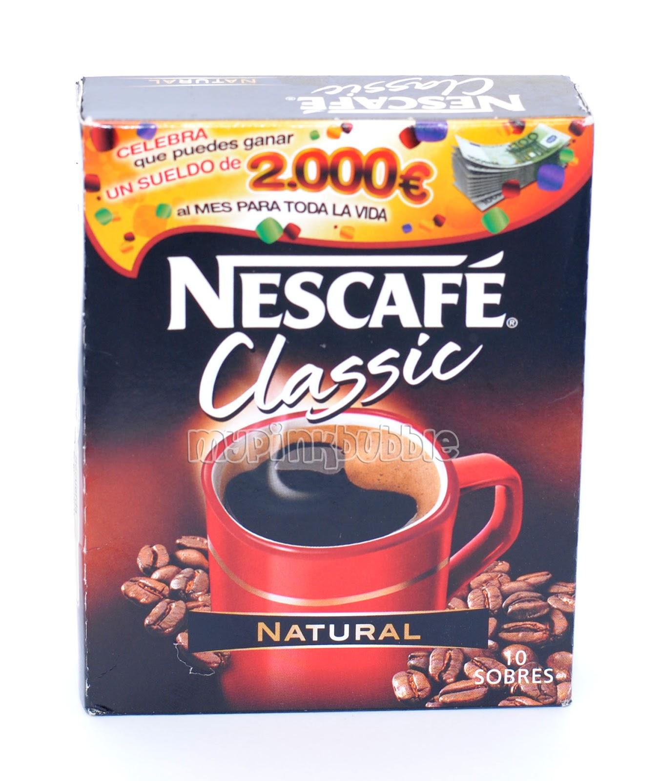 Nescafé classic normal