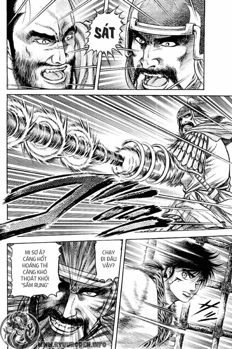 Chú Bé Rồng - Ryuuroden chap 56 - Trang 19