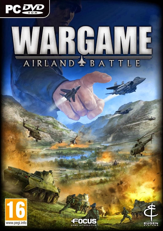 WARGAME Airland Battle PC Game