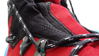 Shoe Laces in Mammut Mountain Boots