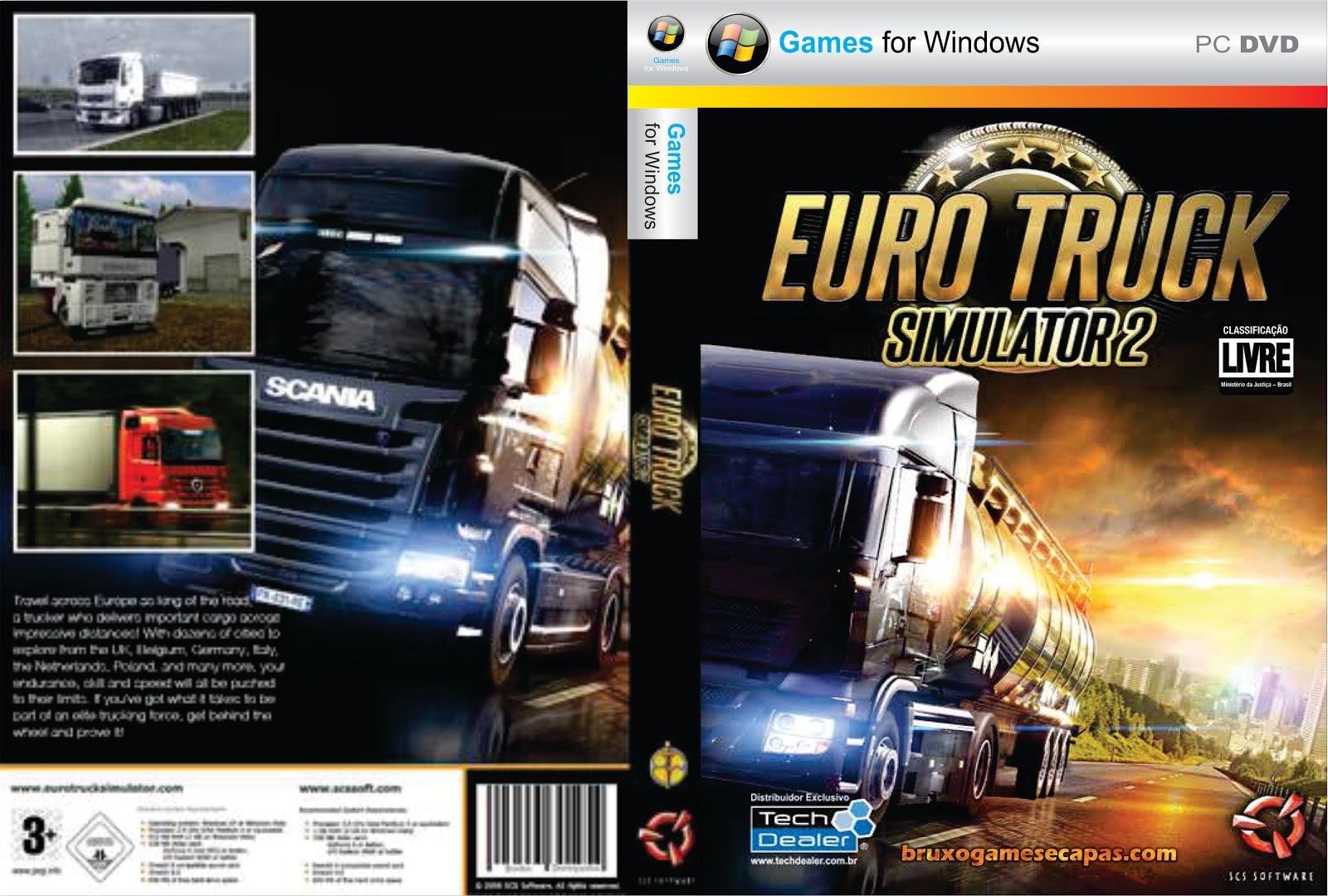 baixar games gratuitos download euro truck simulator 2 pc. Black Bedroom Furniture Sets. Home Design Ideas