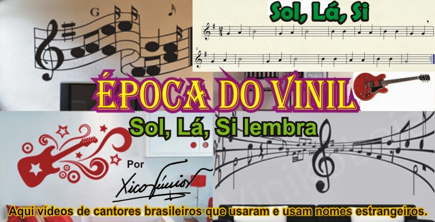 ÉPOCA DO VINIL
