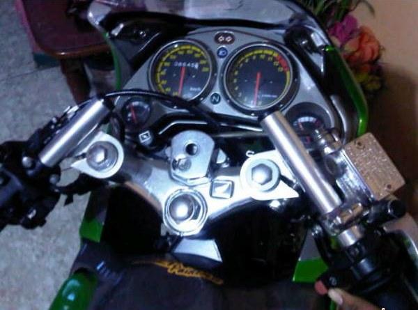 Motor Drag Ninja Juni 2015