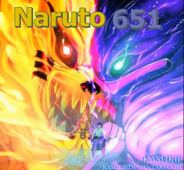 Chapter Naruto 651 [Versi Teks] Bahasa Indonesia