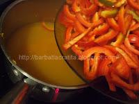 Salata de iarna cu mustar si gogosari preparare reteta