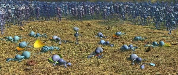 Bichos, una aventura en miniatura (1998) HD 1080p Latino