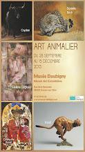 MUSÉE DAUBIGNY D'AUVERS SUR OISE : ART ANIMALIER