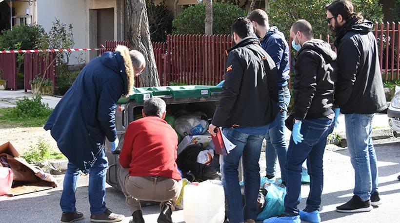 Πετρούπολη: Βρήκαν νεκρό βρέφος πεταμένο στα σκουπίδια