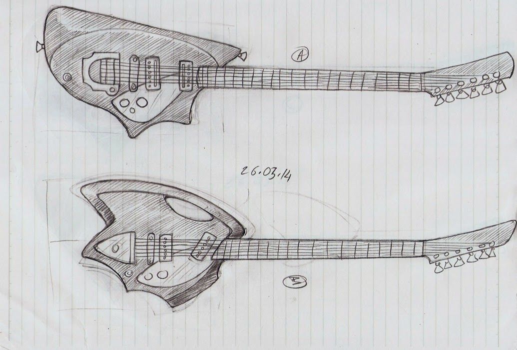 guitarren  more sketches