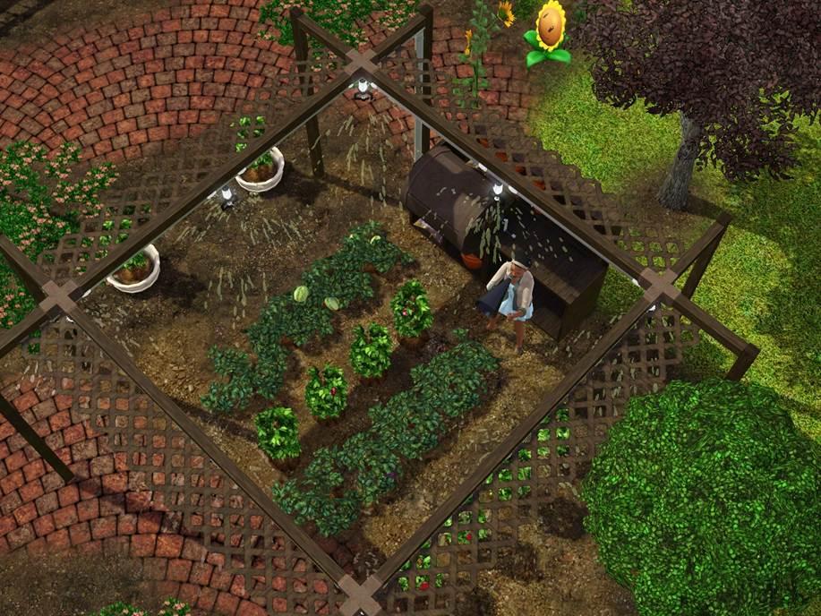 Premiumsims br voc informado sobre tudo no mundo for Indoor gardening sims 4
