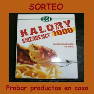 Sorteo Kalory Emergency 1000 Trepat Diet