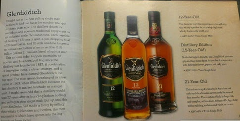 The Ultimate Book of Whiskey sample page 1