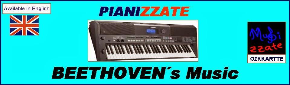 OZKKARTTE Keyboards, Exploring Beethoven´s Music