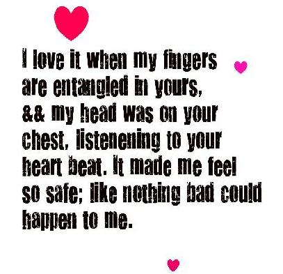 Love Quotes and Sayings for Your Boyfriend