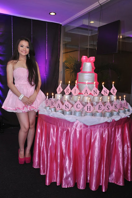 18 Candles Debut In a traditional debut the