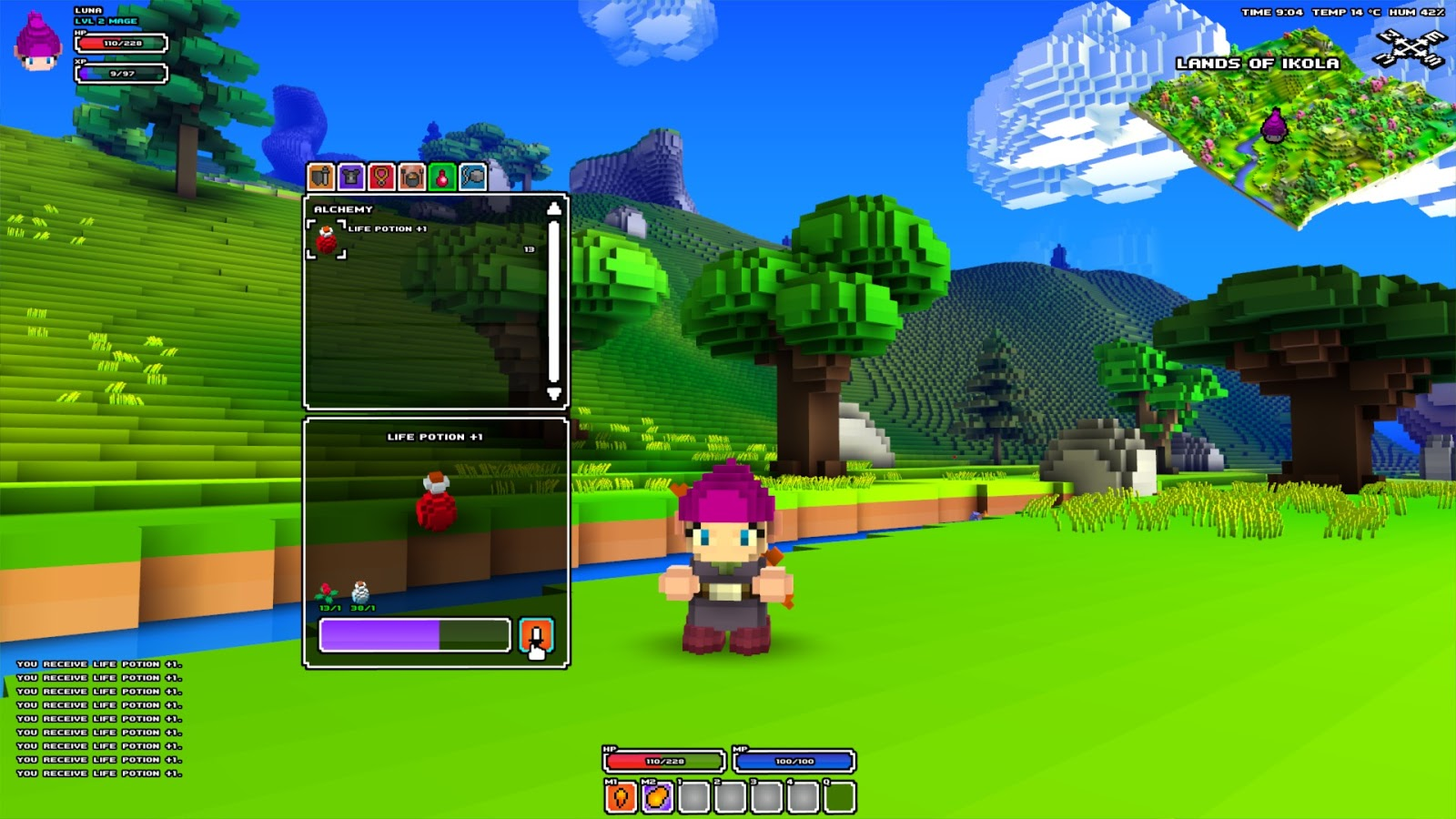 cube world online