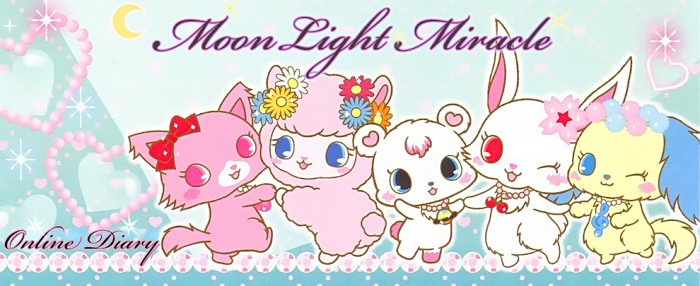MoonLight Miracle San X Planner And Coloring Book Scans