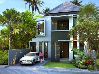 tren desain rumah minimalis: membuat fasad untuk rumah