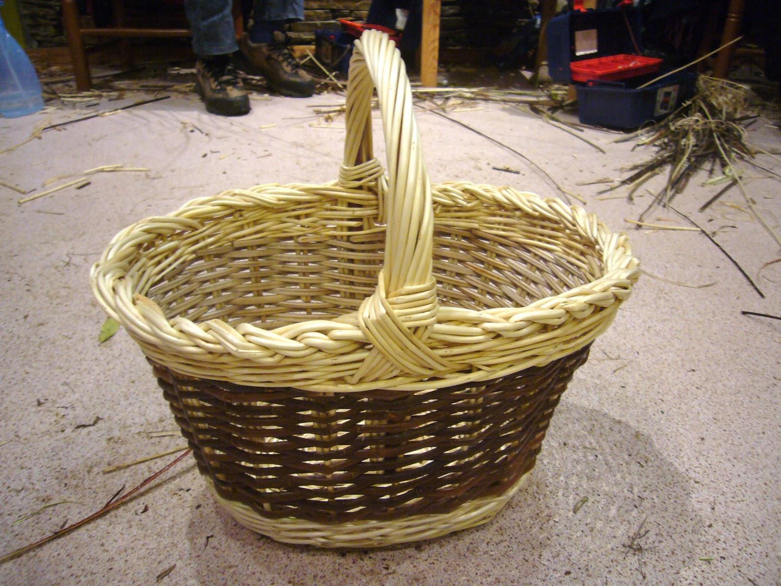 programa introduccin a la cestera de mimbre a travs de una pequea charla acompaada de fotografas y un recorrido por la coleccin de cestas de mimbre