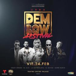 Urba Dembow festival